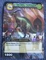 Parasaurolophus - Paris Battle Mode TCG Card 4-DKBD-Collosal