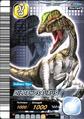 Dilophosaurus Card 5