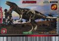 Alioramus Card Eng S2 2nd