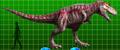 Gorgosaurus alpha