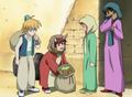 D-Team PotC Persia disguises