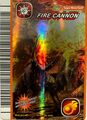 English Series 2 1st Edition Fire Cannon