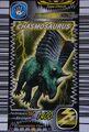 Chasmosaurus Card Eng S1 1st