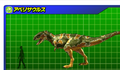 Abelisaurus element mistake