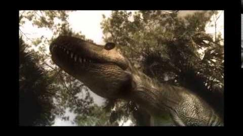 One Tribute about the most popular monster of the cretaceous,The Tyrannosaurus Rex(means ´´Tyrant Lizard King``)