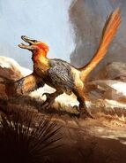 Raptor-foghorn leghorn style-i say, boy..