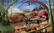 Triassic-mural-2-julius-csotonyi