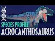 ACROCANTHOSAURUS! - Paleocraft Dinosaur Addon - Minecraft Bedrock Edition