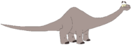 Apatosaurus - I'm a Dinosaur