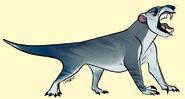 Paleovember thylacoleo by rae j dbt353r-fullview