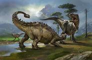 Ankylosaurus-vs 1400