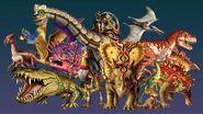 Dinotopia dinosaurs by jerry lofaro by linker1031 dazrghk-pre