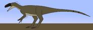 Jurassic utah theropod by wildandnaturefan ddd2jxy