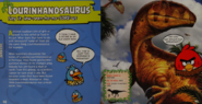 Angry Birds Lourinhanosaurus