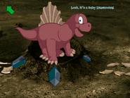 Baby dimetrodon by mdwyer5 dds1398