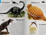 Dinosaur Dictionary (Book)