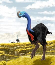 Gigantoraptor erlianensis by TopGon 4905.jpg