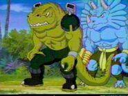 T-bone the T-Rex