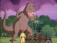 TMNT T-Rex