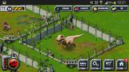T-Rex lvl5