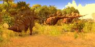 Paraworld stegosaurus 01 by kanshinx3 dcnkd7j