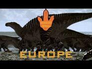Mesozoic World- Europe
