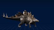 Stegosaurus Jurassic World Evolution