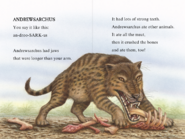 Phil wilson s andrewsarchus by maastrichiangguy dddxdex