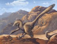 The velociraptor hunting dance by ewilloughby-d68f94a