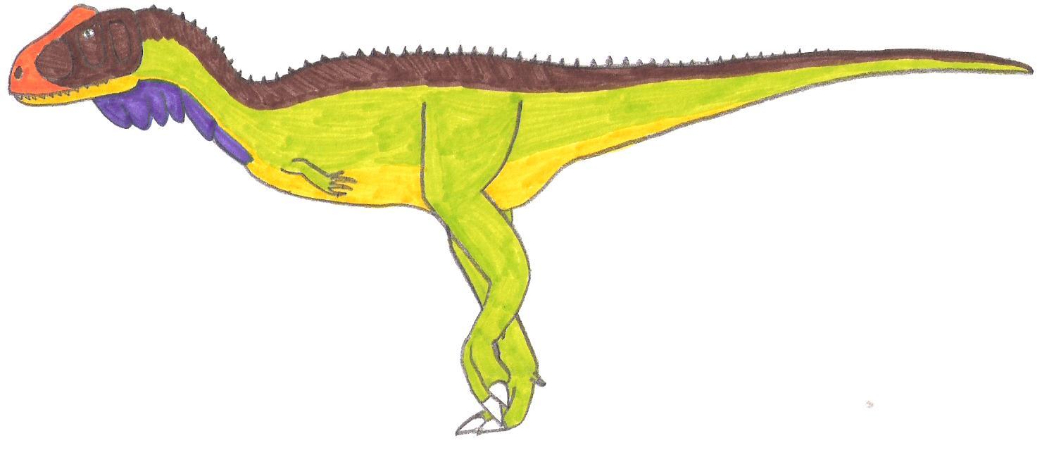 Rahiolisaurus