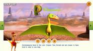 Dinosaur Train Peteinosaurus Intro