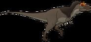 Tyrannosaurus full body by codylake dci09js