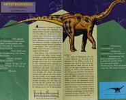 Apatosaurus Jurassic World