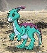 Dinosaur Adventure 3-D Rolf