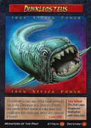Dunkleosteus Trading Card