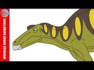 Prehistoric World - Edmontosaurus