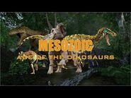 Mesozoic- Age of the Dinosaurs (READ DESCRIPTION)