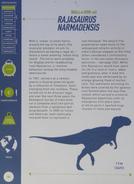Bumper Rajasaurus