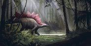 Stegosaurus by Llirik 13-da47mfi