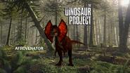 The dinosaur project afrovenator by gorgongorgosaurus dbqdnm6