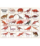 Learning-Materials-Chart-Dinosaurs-Cards-17-X-22-FS-2367 L-350x400