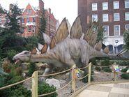 Stegosaurus unleashed