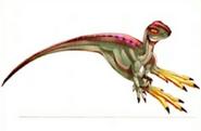 JPI Fulgurotherium
