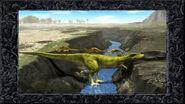 Dinosaur Adventure 3D T-Rex's Defeat