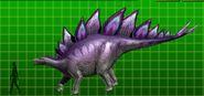 Stegosaurus dk