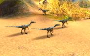 Paraworld velociraptor 02 by kanshinx3 dcopgcm