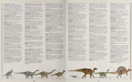 A to Z of dinosaurs 6
