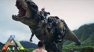 T-rex - ARK Respawn trailer
