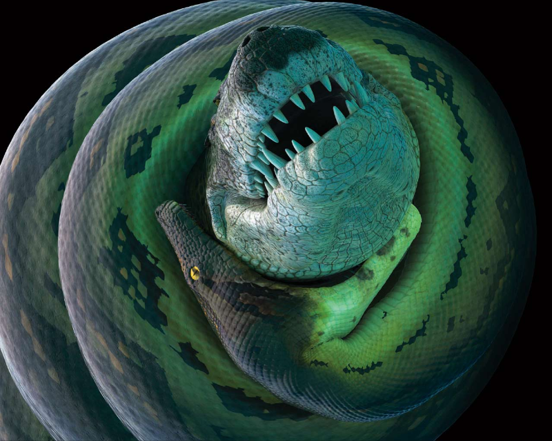 Anthracosuchus