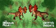 The dinosaur project crypto s parents by paleoartstudios ddtp5av